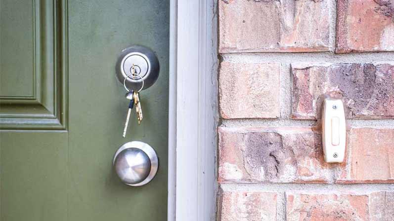 راهنمای خرید قفل درب - انواع قفل درب