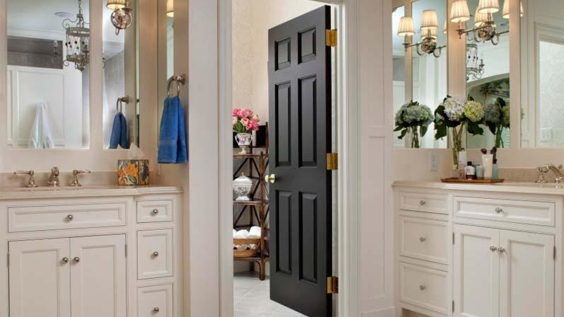 دربهای لولایی - انواع درب