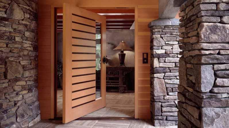 درب محوری - انواع درب