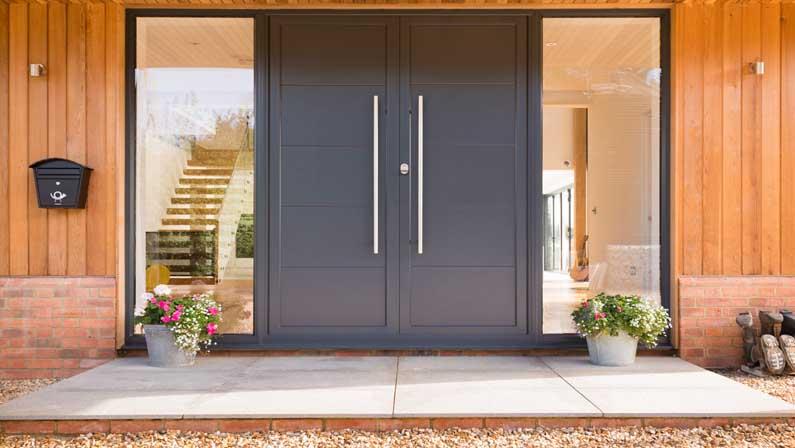 هسته چه تأثیری بر روی هزینهی دربهای چوبی میگذارد - انواع درب چوبی