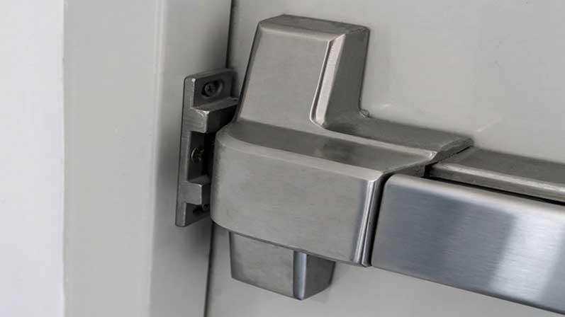قطعات یک مونتاژ درب ضدحریق - درب ضد حریق