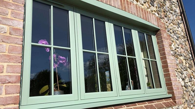 مزایای پنجرههای دو جداره - پنجره دوجداره چیست