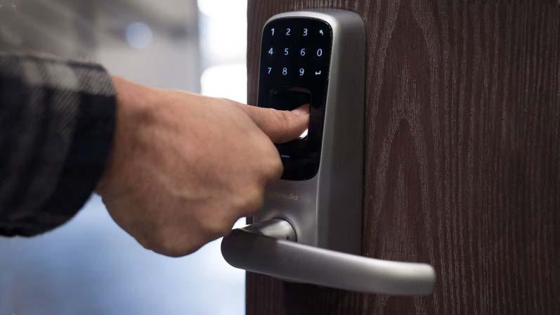 مزایای قفلهای دیجیتال - قفل دیجیتال
