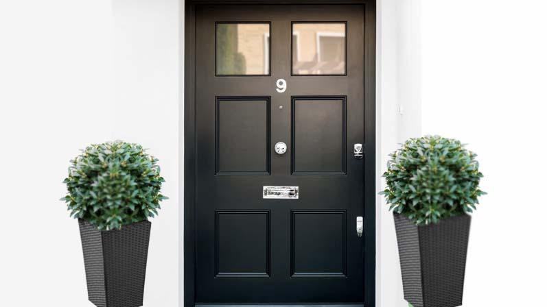 نوع حفاظ درب ضد سرقت-راهنمای خرید درب ضد سرقت