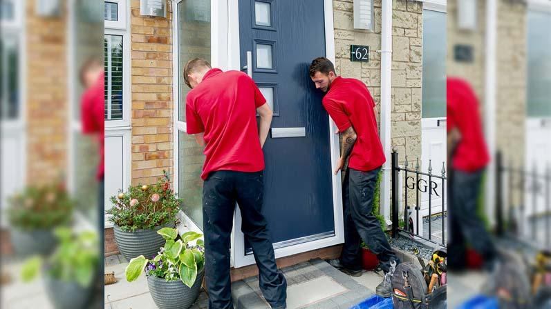 نصب-راهنمای خرید درب ضد سرقت