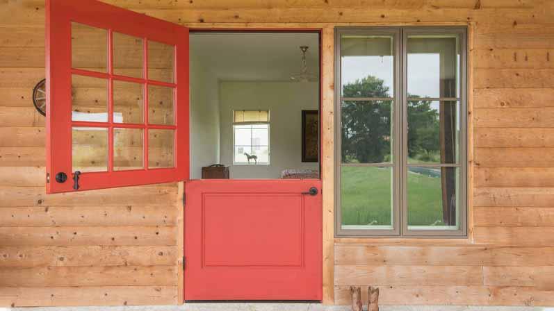 طرح درب منزل از نوع هلندی-طرح درب منزل