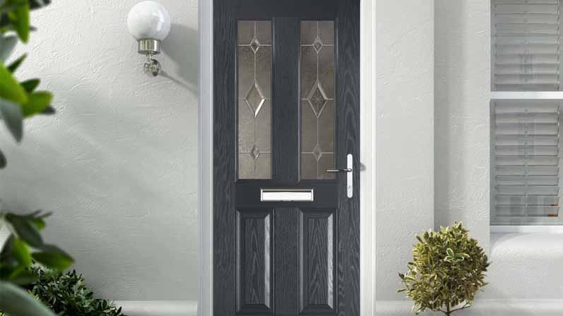 درب های فایبرگلاس-طرح درب منزل