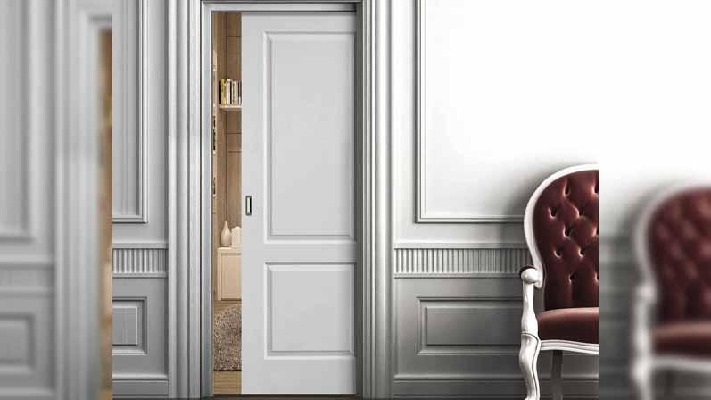 درب با طرح پاکتی-طرح درب منزل