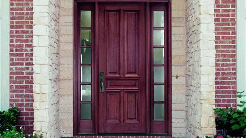 طرح درب چوبی-طرح درب منزل