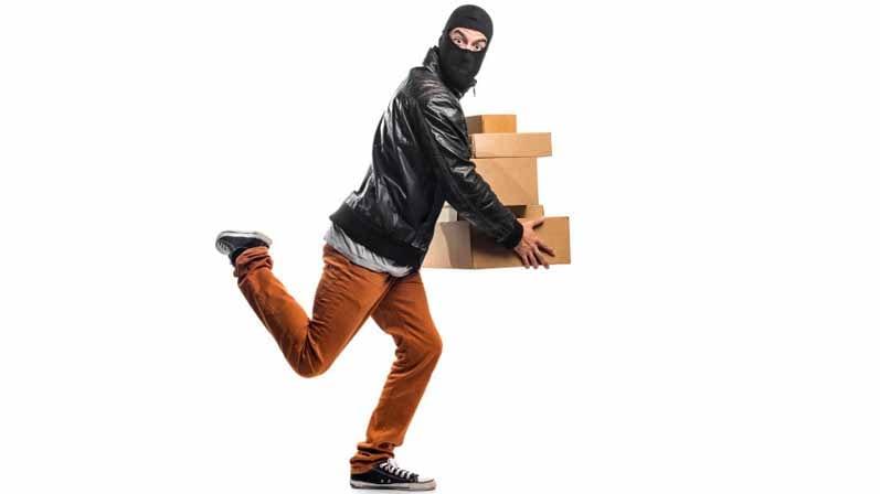 ۲. از ارتکاب جرم جلوگیری میکند.-سیستم امنیتی منزل