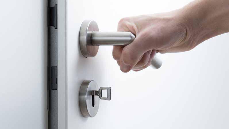 راهنمای جامع خرید قفل درب