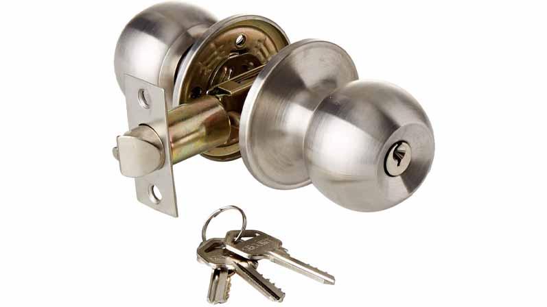 تفاوت در مقایسه با Mortice Deadlock پنج اهرمی استاندارد-خرید قفل درب