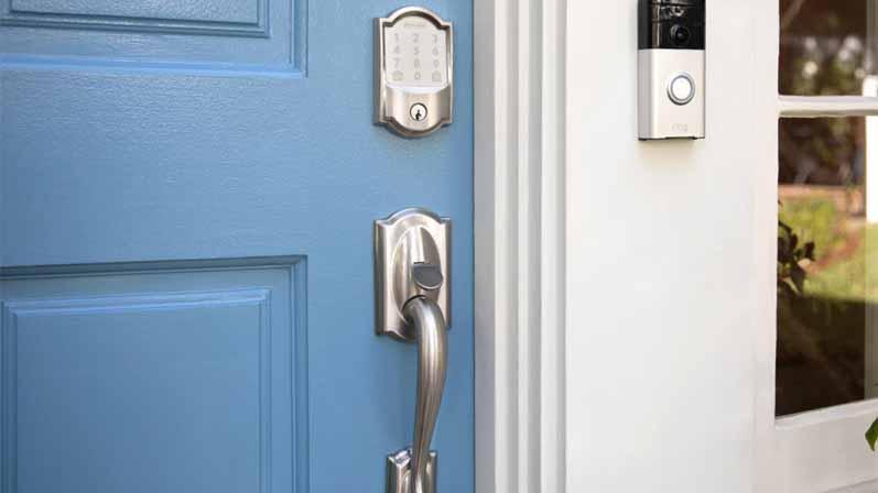 ۱. بهترین نوع قفل دربهای جلویی کدام است؟-خرید قفل درب