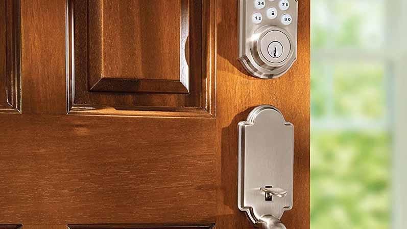 ۴. بهترین قفل برای درب چوبی کدام است؟-خرید قفل درب